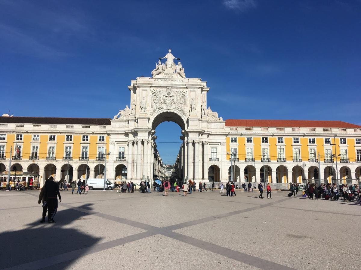 A quick trip to Lisbon
