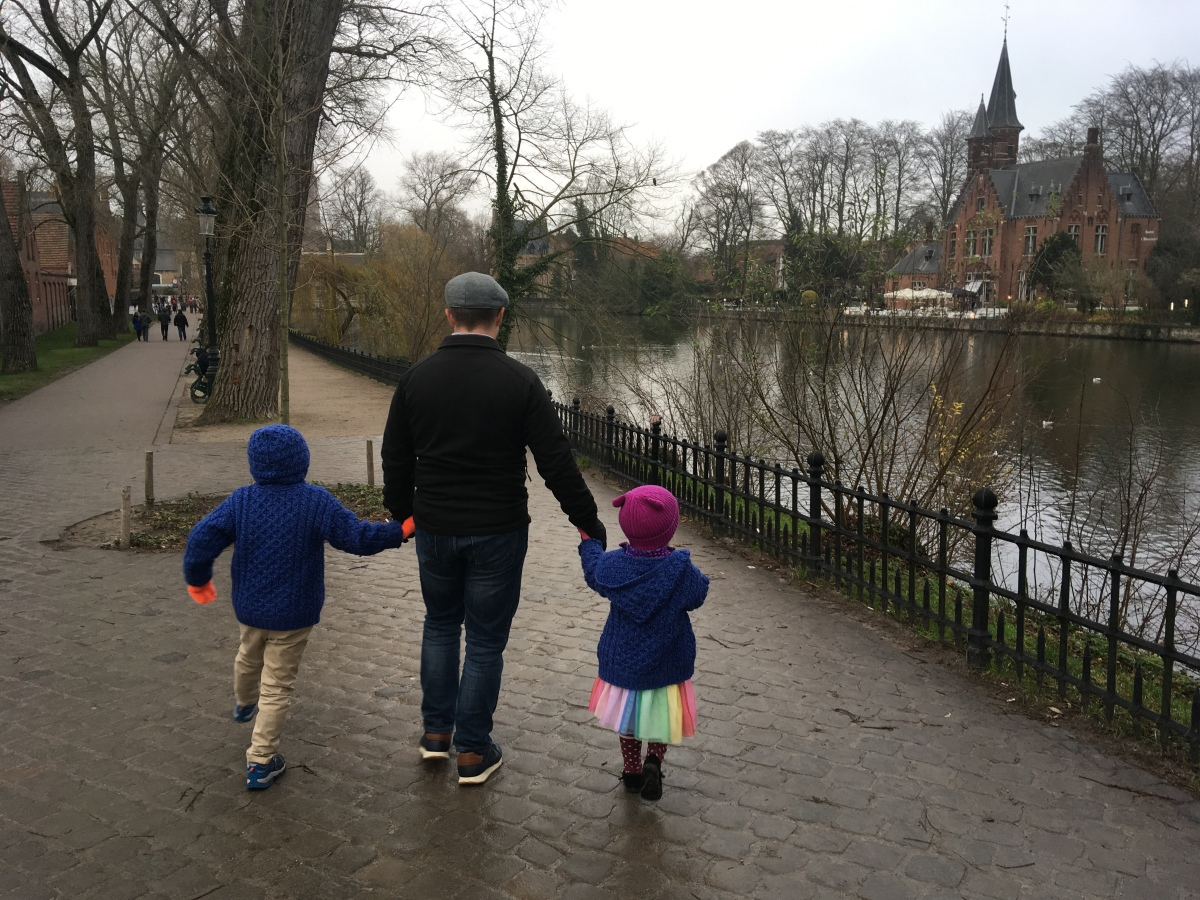 Christmas break in Belgium part 2
